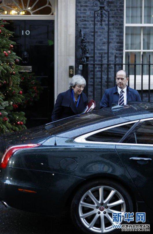 """(国际)(4)倒计时百天英政府全面准备应对""""无协议脱欧"""""""