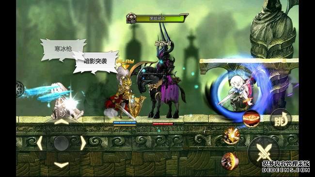 体验剑与魔法的魅力《决战!新开传奇页游sf》即将首测