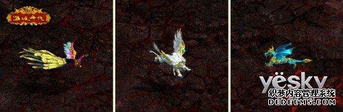 脱胎换骨 《变态网页传奇私服》神兽系统闪耀登场
