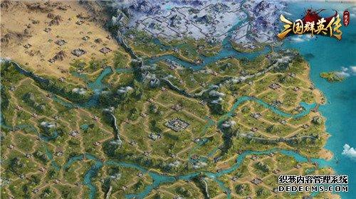 《三国群英传一统天下》游戏背景大揭密