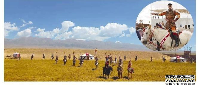 海西州文旅融合亮出新名片大型历史实景剧《一代网页版变态传奇・成吉思汗》